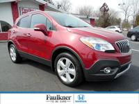 Red, Convenience, AWD, Automatic, Extra Clean, 1-Owner,