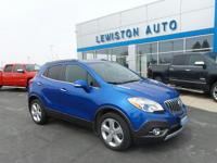 This AWD Encore Convenience Package is equipped with a