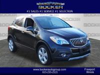 This 2015 Buick Encore Convenience includes a remote