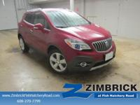Options:  2015 Buick Encore Awd 4Dr Convenience|4