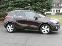 Options:  2015 Buick Encore Convenience|Brown/|V4 1.4