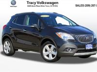 Options:  2015 Buick Encore Convenience|Black|New