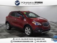 Gasoline! Turbocharged! Pohanka Hyundai of Salisbury