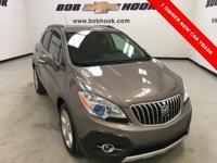 Clean CARFAX. 2015 Buick Encore Convenience FWD 6-Speed