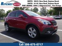 CERTIFIED PRE OWNED 2015 BUICK ENCORE
