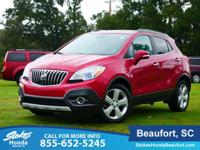STOKES HONDA CARS OF BEAUFORT. 2015 Buick Encore Want a