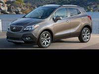 2015 Buick Encore Convenience! Featuring a 1.4L 4 cyls