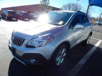 We are excited to offer this 2015 Buick Encore. This