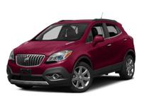 Recent Arrival! CARFAX One-Owner. Certified. 2015 Buick