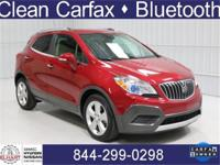 2015 Buick Encore FWD 6-Speed Automatic Electronic with