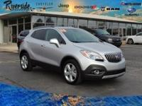 New Price! CARFAX One-Owner. 2015 Buick Encore