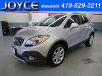 2015 Buick Encore Leather Clean CARFAX. Vehicle