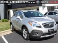 Reduced from $22,986! 2015 Buick Encore Premium FWD *