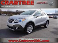 Options:  2015 Buick Encore Leather|Awd Leather 4Dr