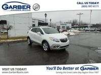 Introducing the 2015 Buick Encore Leather! Featuring a