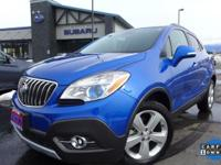 Options:  2015 Buick Encore Leather|Blue|3.53 Final