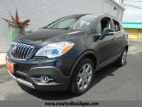Check out this 2015 Buick Encore Leather. Its Automatic