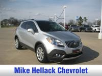 This is a nice 2015 Buick ENCORE - For inquiries about