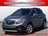 CARFAX One-Owner. Clean CARFAX.  2015 Buick Encore