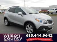 2015 Buick Encore Leather ECOTEC 1.4L I4 SMPI DOHC