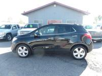 Options:  2015 Buick Encore Heated Leather Seats!