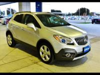Beautiful 2015 Buick Encore LOW LOW MILES.....SILVER