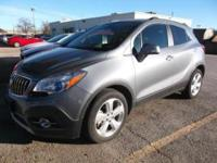 Check out this gently-used 2015 Buick Encore we