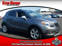 EPA 33 MPG Hwy/25 MPG City! CARFAX 1-Owner, LOW MILES -