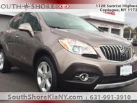 New Price! Gray 4D Sport Utility 2015 Buick Encore