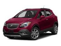This Buick Encore has a strong Turbocharged I4 1.4/83