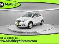 Our Carfax Accident-Free 2015 Buick Encore Premium AWD