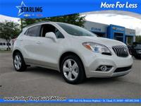 2015 Buick Encore Premium, ONE OWNER, CLEAN CARFAX,