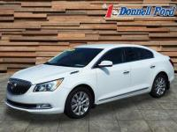 Recent Arrival! Summit White 2015 Buick LaCrosse FWD
