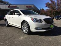 *LOCAL TRADE*, AWD. CARFAX One-Owner. 2015 Buick