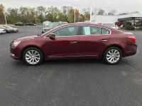 Options:  2015 Buick Lacrosse 4D Sedan Leather