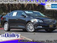 NEW PRICE!! CERTIFIED!! WARRANTY!!! THIS 2015 BUICK
