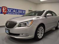 Options:  2015 Buick Lacrosse Leather Package 47K