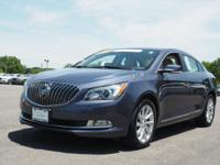 You'll love getting behind the wheel of this 2015 Buick