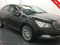 New Price! CARFAX One-Owner. Clean CARFAX. Carbon Black