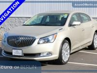 2015 Buick LaCrosse Premium I Group Pepperdust
