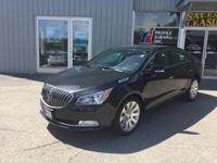Take command of the road in the 2015 Buick LaCrosse!