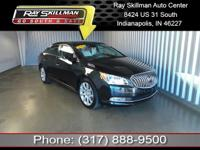 Excellent Condition, Ray Skillman Certified. EPA 28 MPG