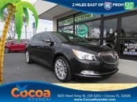This 2015 Buick LaCrosse Premium 2 Group in Champagne
