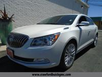 Look at this 2015 Buick LaCrosse Premium II. Its
