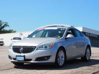 Don't miss out on this 2015 Buick Regal 4DR SDN TURBO