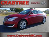 Options:  2015 Buick Regal Leather|Base 4Dr