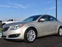 Options:  2015 Buick Regal Fleet 40K