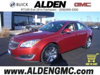 IN STOCK 2015 Buick Regal with only 37,263 miles. Great