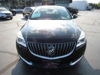 Options:  2015 Buick Regal Turbo/E-Assist Premium