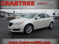Options:  2015 Buick Regal Premium I|Premium I 4Dr